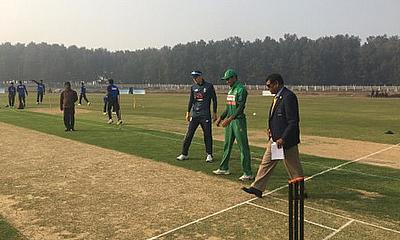 Bangladesh Overcome Young Lions In First Youth ODI