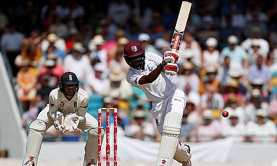 Windies v England 2nd Test