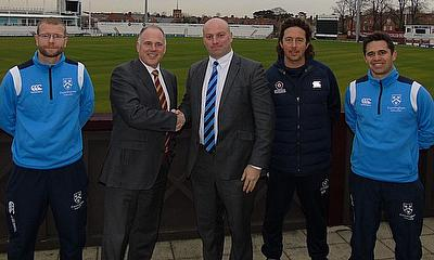 Northamptonshire CCC and Framlingham College Educational Partnership Announced