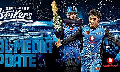 Adelaide Strikers beat Perth Scorchers by 5 wickets in BBL