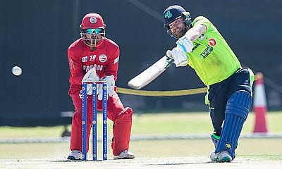 Ireland  beat Oman by 15 runs in Oman Quadrangular T20I Series