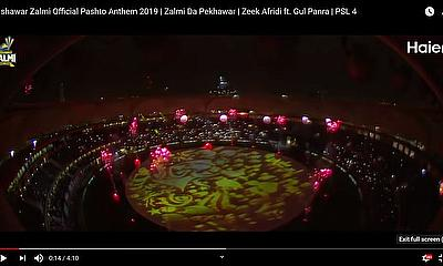 Peshawar Zalmi releases Official Pashto Anthem 2019 for the Fan
