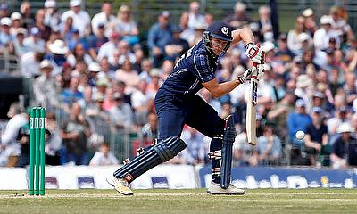 Scotland beat Oman by 7 wickets to take Quadrangular T20I Series