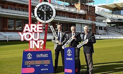 Hublot Launches the Countdown to the ICC Cricket World Cup 2019