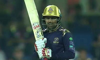 Quetta Gladiators win by 3 wickets in last ball thriller against Lahore Qalandars in PSL