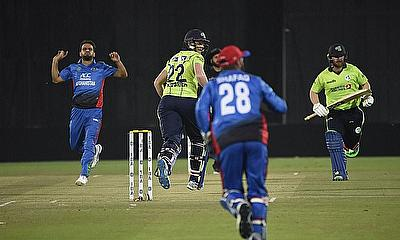 Hazratullah Zazai 162* too much for Ireland as Afghanistan win 2nd T20I