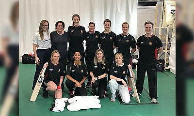 First Nets for BPCC Ladies Took Place at Trent Bridge
