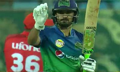 Multan Sultans roll over Islamabad United by 6 wickets in PSL