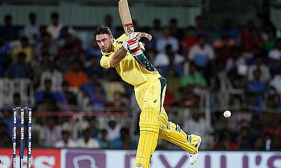 Maxwell 113* off 55 balls gives Australia 2nd T20I  win over India