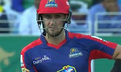 Islamabad United squeeze home by 5 wickets against Karachi Kings in PSL
