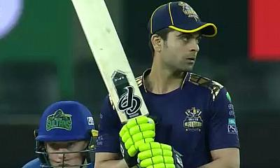 Quetta Gladiators beat Multan Sultans by 6 wickets in PSL