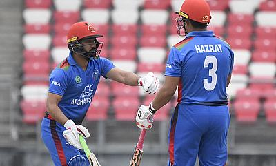Persistent rain washes out second Afghanistan-Ireland ODI