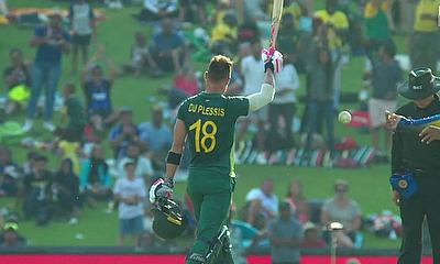 South Africa beat Sri Lanka by 8 wickets in 1st ODI at the New Wanderers