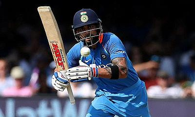 Virat Kohli 116 today saved India