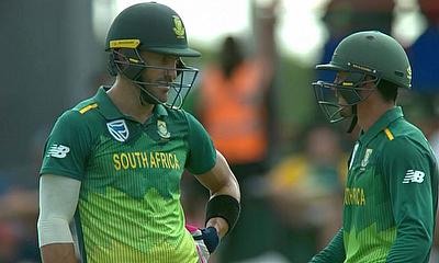 South Africa win 2nd ODI against Sri Lanka by 113 runs