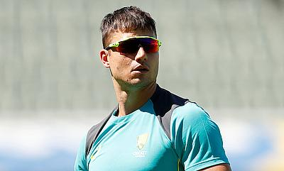 Marcus Stoinis Audio speaks to the media ahead of the third ODI against India