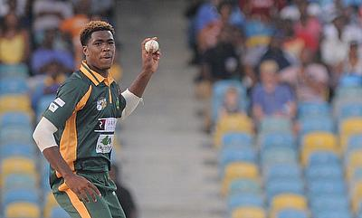Obed McCoy added to Windies squad for Sandals T20s against England