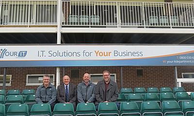 Leicestershire CCC Announce 'Your IT' as New Partner