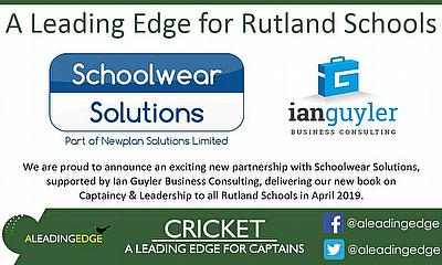 A Leading Edge for Rutland