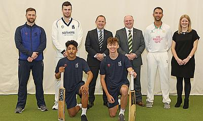 Warwickshire CCC & Staffordshire Cricket announce partnership to cover pathway and commercial opportunities
