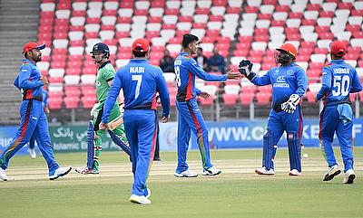Afghanistan Come Back Strongly with Convincing 109-run Win