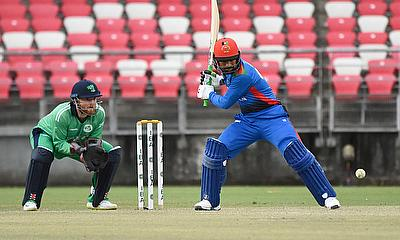 Afghanistan Take 2-1 Lead with One Match to Play