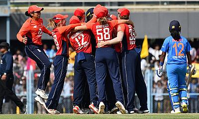 England women's success in a final-over thriller against India