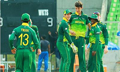 SA U19s clinch thrilling first win in Youth ODI series