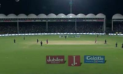 Karachi Kings beat Quetta Gladiators by 1 run in PSL Karachi Stadium thriller