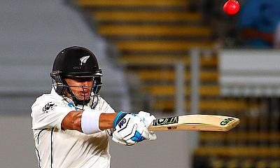 2nd Test New Zealand v Bangladesh Day 4 – New Zealand in control after Taylor 200