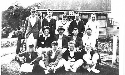 Harlow Cricket Club 1936