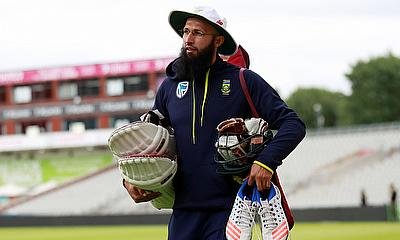 Hashim Amla Excused from Last Two ODI's on Compassionate Grounds