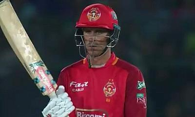 Islamabad United knock out Karachi Kings in PSL Eliminator