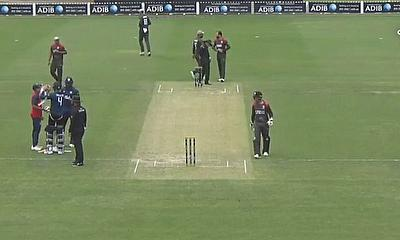 Live Cricket Streaming - UAE v USA Twenty20 International
