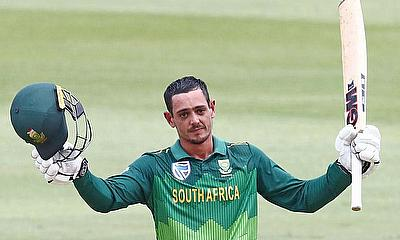 Quinton de Kock advances to the fourth in ODI Ranking