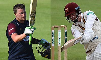 Newton and Cobb Appointed Northamptonshire Vice-Captains