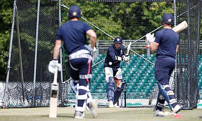 Derbyshire CCC Sign Scotland International Mark Watt
