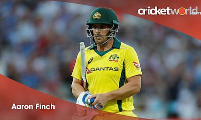 Cricket World Player of the Week - Aaron Finch Australia