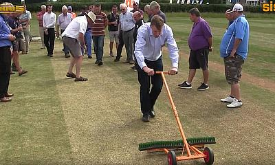 End of Season Cricket Renovation Seminar with SISIS Machinery