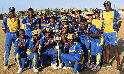 Barbados Wins Women's Super50 Cup for Back to Back Titles