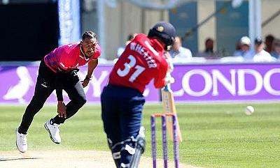 Chris Jordan Signs Extension with Sussex CCC