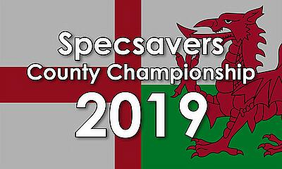 Specsavers County Championship 2019