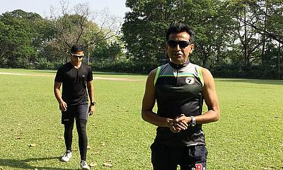 Cricket Movement Training Drills with Chinmoy Roy