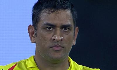 MS Dhoni guides Chennai Super Kings to 8 run Win