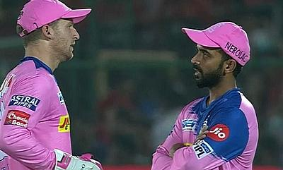 Rajasthan Royals beat Royal Challengers Bangalore by 7 wickets in IPL