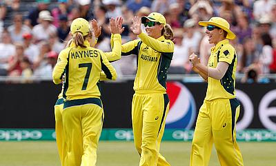 Australia Women's 2019-20 Contracted Player List Announced