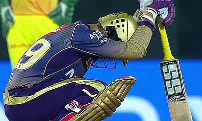 Chennai Super Kings go top after trouncing Kolkata Knight Riders in Chennai