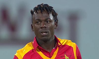 Zimbabwe overwhelm United Arab Emirates in 1st ODI in Harare