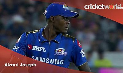 Cricket World Player of the Week - Alzarri Joseph Windies & Mumbai Indians