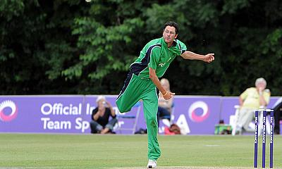 Cricket Ireland announce Albert van der Merwe as the new national Talent Pathway Manager